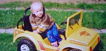 20 lat - samochodzik