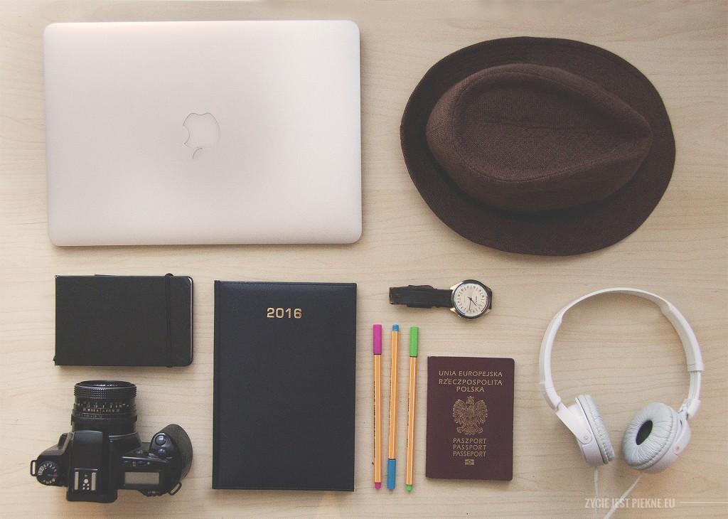 Co Michał Maj trzyma na biurku? :)