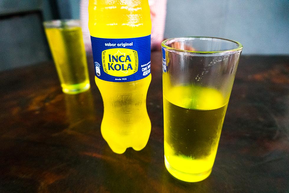 Inca Cola - Peru